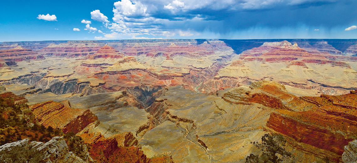 Large grand canyon